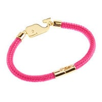 Women's Accessories: Sailors Cord Whale Bracelet - Vineyard Vines