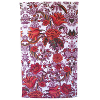 Fresco Towels: Flowers Beach Towel Ivory, at 34% off!