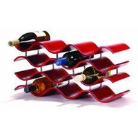 Amazon.com: Oenophilia Bali 12-Bottle Wine Rack: Kitchen & Dining