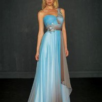 2011 Evenings by Allure Dress A319