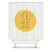 Allyson Johnson You Really Are My Sunshine | DENY Designs Home Accessories