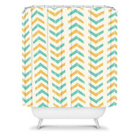Allyson Johnson Sunshine And Mint | DENY Designs Home Accessories