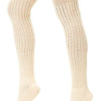 K. Bell Sock Old Fashioned Over The Knee