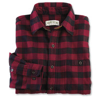 Mens Plaid Flannel Shirts / The Perfect Flannel Shirt -- Orvis