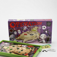 Nightmare Before Christmas Operation Game