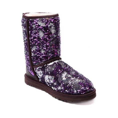 sequin ugg boots that change color