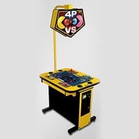 Pac-Man Battle Royale Arcade Game  @ Sharper Image