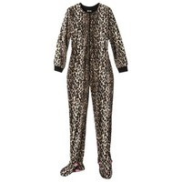 Nick & Nora® Women's Footie Pajama - Jungle Jim