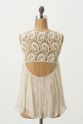 Decadent Layers Shell - Anthropologie.com