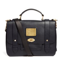 Jack Wills Leather Satchel