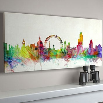 London City Skyline