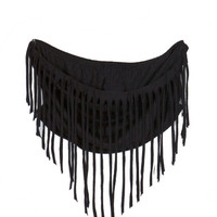Fringed Bandeau | 2020AVE
