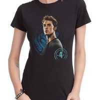 The Hunger Games: Catching Fire Finnick Girls T-Shirt | Hot Topic