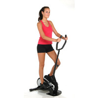 Space Saving Elliptical with Handles  @ Sharper Image