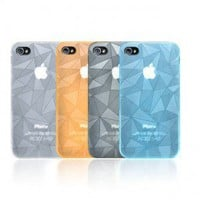 iPhone4/4S Dazzling Serious Case