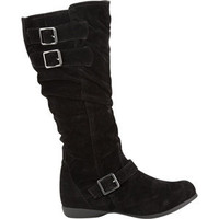 DE BLOSSOM Bruno Three Buckle Womens Boots 191646100 | SALE | Tillys.com