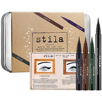 Sephora: Stila : Art of the Fine Line Stay All Day® Waterproof Liquid Eye Liner Set : eyeliner