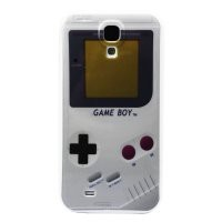 Early Shop Game Boy Retro Image Design Snap-on Hard Back Case Cover for Samsung GALAXY S4 I9500