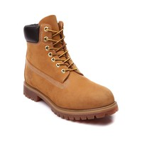 Mens Timberland 6 Classic Boot, Wheat Nubuck, at Journeys Shoes