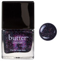 Butter London - 3-Free Nail Lacquer - The Black Knight