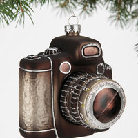 Christmas By Krebs Camera Ornament