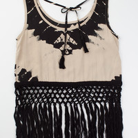 Lolita Fringe Top - Storm | Spell & the Gypsy Collective