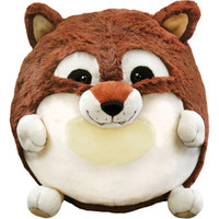 Squishable Red Shiba Inu: An Adorable Fuzzy Plush to Snurfle and Squeeze!