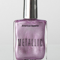 American Apparel - Metallic Nail Polish