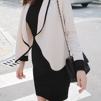 Women beige jacket/women coat/women blazer/women jacket/beige coat/beige blazer/women outerwear/women top