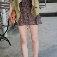 Khaki trench coat/women trench coat/women coat/khaki jacket/women jacket/women top/women outerwear