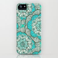 Fresh Doodle in my happy colors iPhone & iPod Case by micklyn
