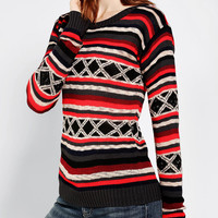 Urban Outfitters - Lucca Couture Bright Stripes Sweater