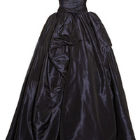 Marchesa | Embellished lace and silk-taffeta gown | NET-A-PORTER.COM