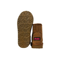 Ukala by Emu Australia- -Womens Sydney Mini UKW80003 Brown  Boots-Shoes-Womens Shoes-Womens Boots
