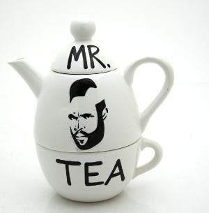 Mr T Tea For One By Lennymud on Etsy by LennyMud on Etsy