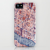 City of London iPhone & iPod Case by Ally Coxon