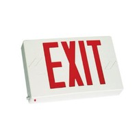 eTopLighting LED Exit Sign Emergency Light Lighting Emergency LED Light / Battery Back-up / Red Letter