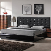Brenda Platform Bed w/Roll of Slats - ESF Furniture | Beds ESF-Brenda-B/2