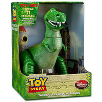 Disney Rex Talking Action Figure - 12'' | Disney Store