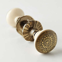 Anthropologie - Persephone Doorknob