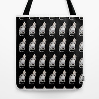 MULTI-CATS Tote Bag by catspaws