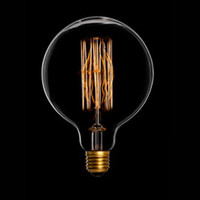 Danlamp Mega Edison Squirrel Cage Bulb