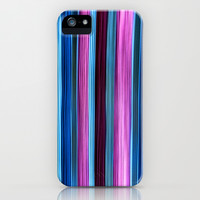SIMPLY STRIPES 2 iPhone & iPod Case by catspaws