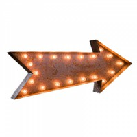 Arrow Vintage Marquee Light