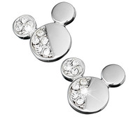 Disney Mickey Mouse Icon Earrings by Arribas | Disney Store