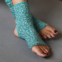 Free People  Spacedye Yoga Sock at Free People Clothing Boutique