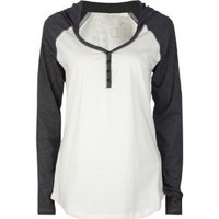 Amazon.com: Fox Womens Juniors Strike Hooded Long Sleeve Shirt: Clothing