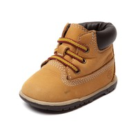 Crib Timberland 6 Hard Sole Bootie, Wheat, at Journeys Shoes
