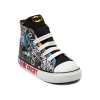 Toddler Converse All Star Hi Batman Sneaker, Black Blithe, at Journeys Shoes