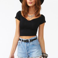 Senorita Crop Top